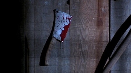 scream 1981 wall cleaver