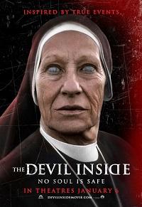 devil inside cover