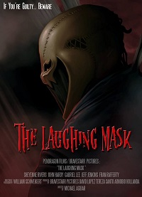 laughing mask cover