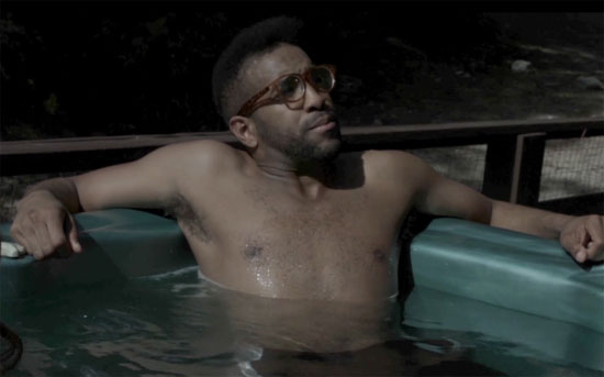 presidents day zombie hot tub
