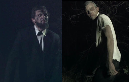 presidents day zombie lincoln