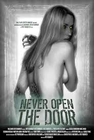 never open the door cover