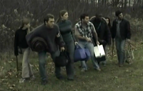 zombie night 2003 cast