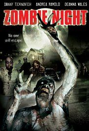 zombie night cover