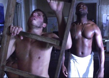 ballad in blood shirtless guys