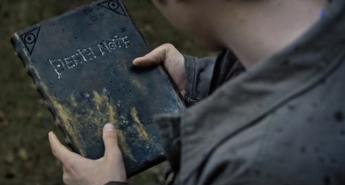 death note the book