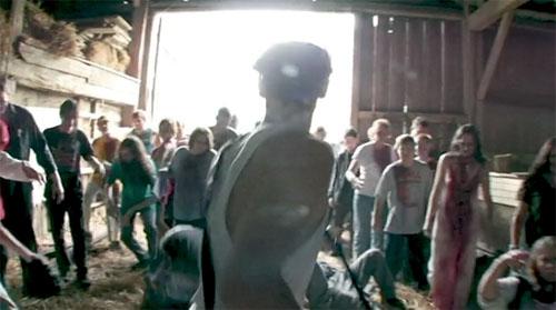 locked away barn entry