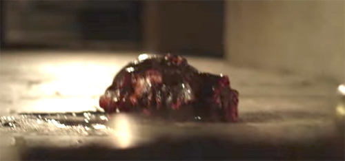 blood trap half head