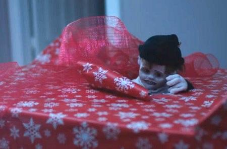elf in box