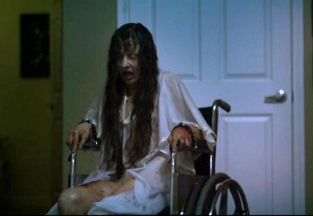 forsaken wheelchair