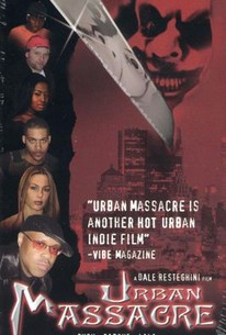 urban massacre cover
