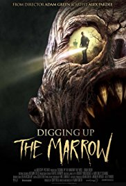 digging up the marrow cover