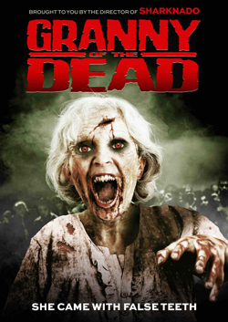 granny of the dead cover_