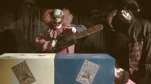 circus kane clown