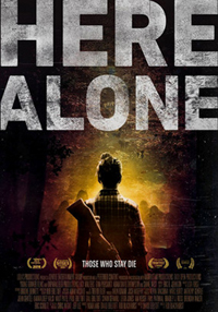 here alone cover small