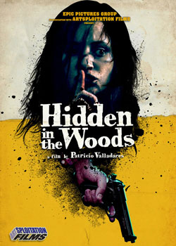 hidden in the woods orig cover