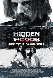 hidden in the woods remake cover