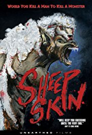 sheep skin cover