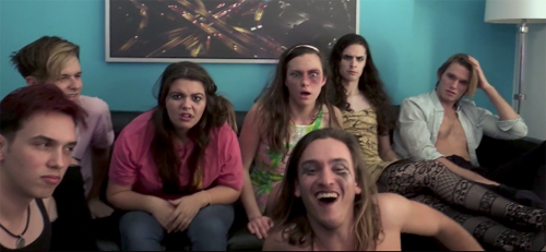 7 deadly roommates cast confusion