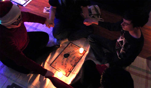 christmas to dismember ouija