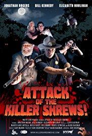 attack of killer shrews cover