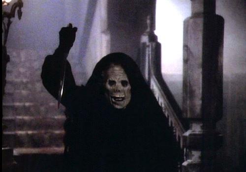 bates motel masked figure