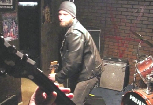 terror tales guitar