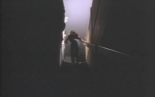 undertaker stairs