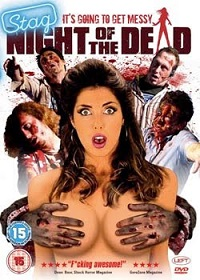 stag night of the dead cover