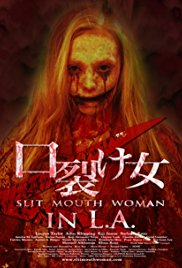 slit mouth woman in la cover