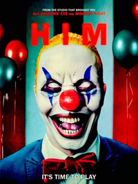 him cover