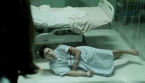 isolation patient in next room