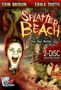 splatter-beach