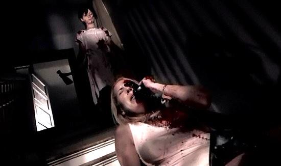 blood night mary hatchet intro scene