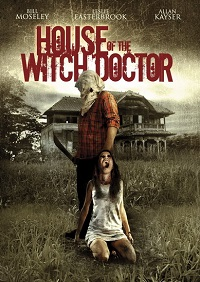 house of the witch doctor cover