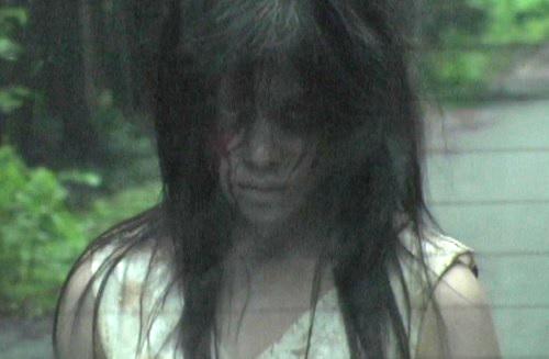 killer car ghost girl