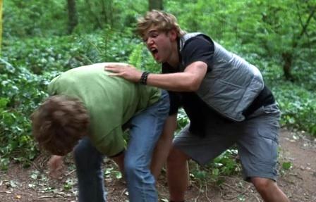 sasquatch gang boys fight