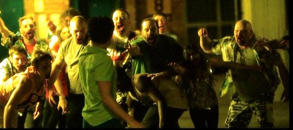 zombie spring breakers horde