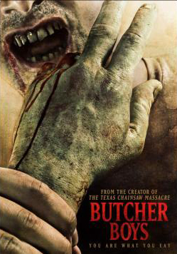 butcher boys DVD