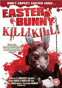easter bunny kill kill cover