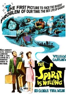 william castle spirit is willing
