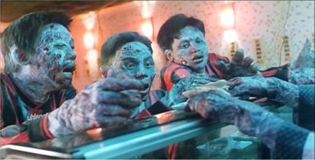 biozombie zombies