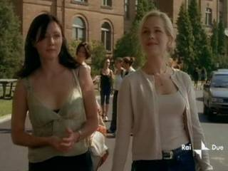 julie benz and shannen