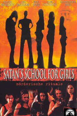 julie benz satans school