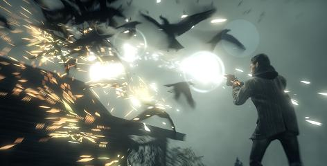 alan wake birds