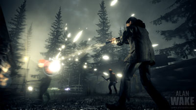 alan wake enemies