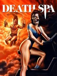 death spa DVD