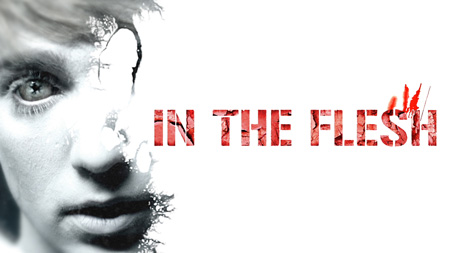 in the flesh art banner