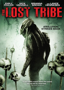 lost tribe cover