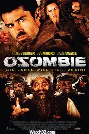 osombie dvd